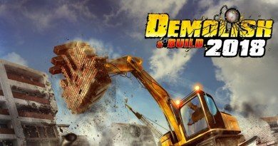 Demolish & Build 2018 Review