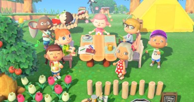 Animal Crossing: New Horizons Direct Details