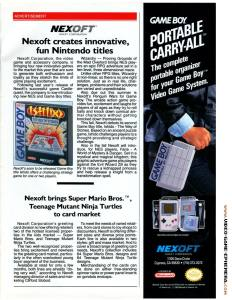 1990 World of Nintendo Buyers Guide p15