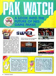 Nintendo Power | January-February 1990-92