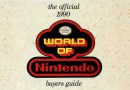 1990 World Of Nintendo Buyers Guide