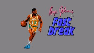 Magic Johnson's Fast Break (NES) Game Hub