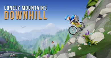Lonely Mountains: Downhill Review