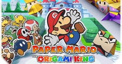 Nintendo Times Radio 120: Paper Thin Combat