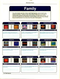 Nintendo Power Pak Source | March April 1990 p-10