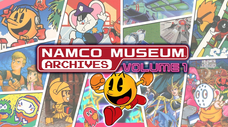 Namco Museum Archives Volume 1 Review