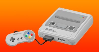 Super Famicom Launch Date & Games Revealed