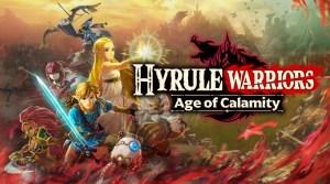 Hyrule Warriors: Age Of Calamity Slashes Onto Switch November 20