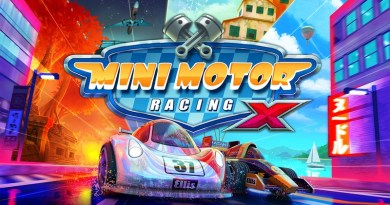 Mini Motor Racing X Review
