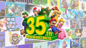 Nintendo Celebrates Super Mario Bros. 35th Anniversary With Games, Products & More