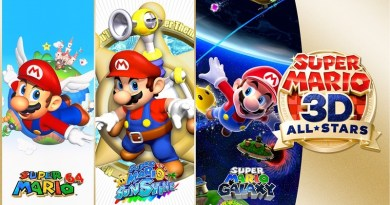 Super Mario 3D All-Stars Review