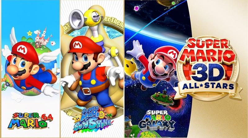 Nintendo Download: Mario Triple Jumps Onto Switch