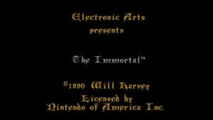 Immortal (NES) Game Hub