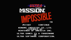 Mission: Impossible (NES) Game Hub