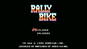 Rally Bike (NES) Game Hub
