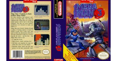 Mega Man 3 Review