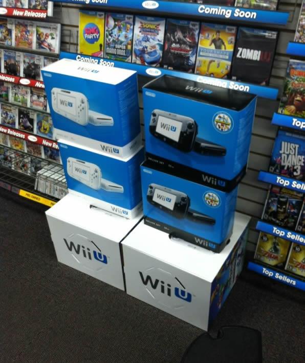 GameStop Kicks Off Its Wii U Promotion NintendoToday