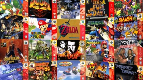Happy birthday  N64  Now where s my virtual console games     n64 games