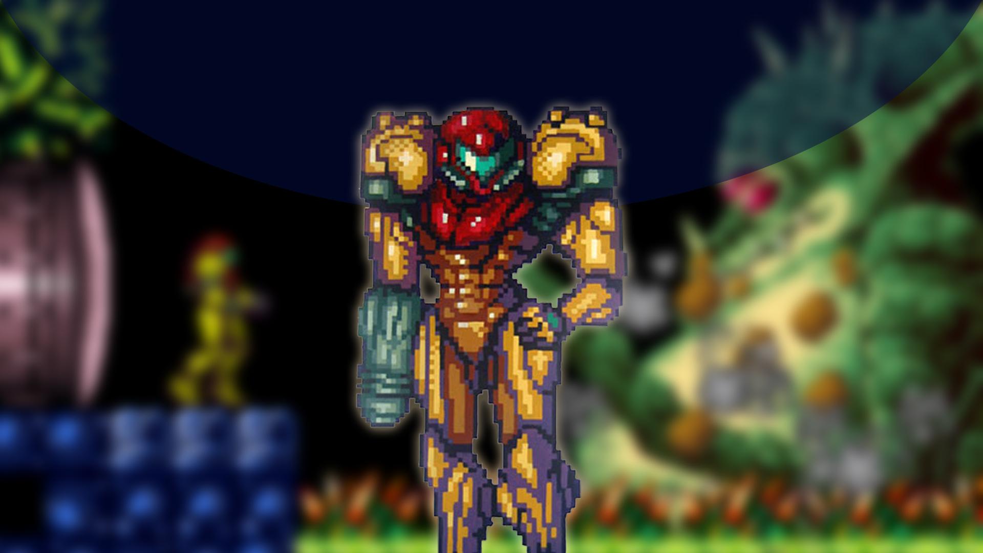 Metroid Memories Part II Super Metroid Amp Metroid Fusion