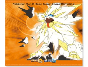 Massive Pokmon Sun Amp Moon Soundtrack Announced For Japan