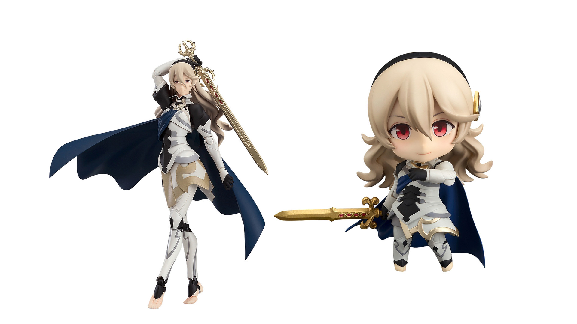 Fire Emblem Corrin Figma And Nendoroid Pre Orders Are Open