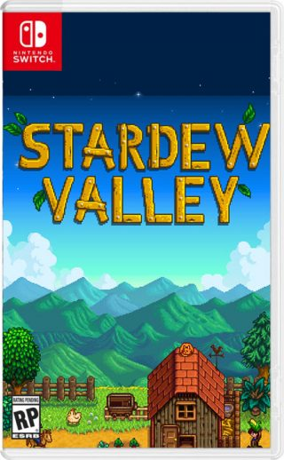 Stardew Valley Nintendo Wire