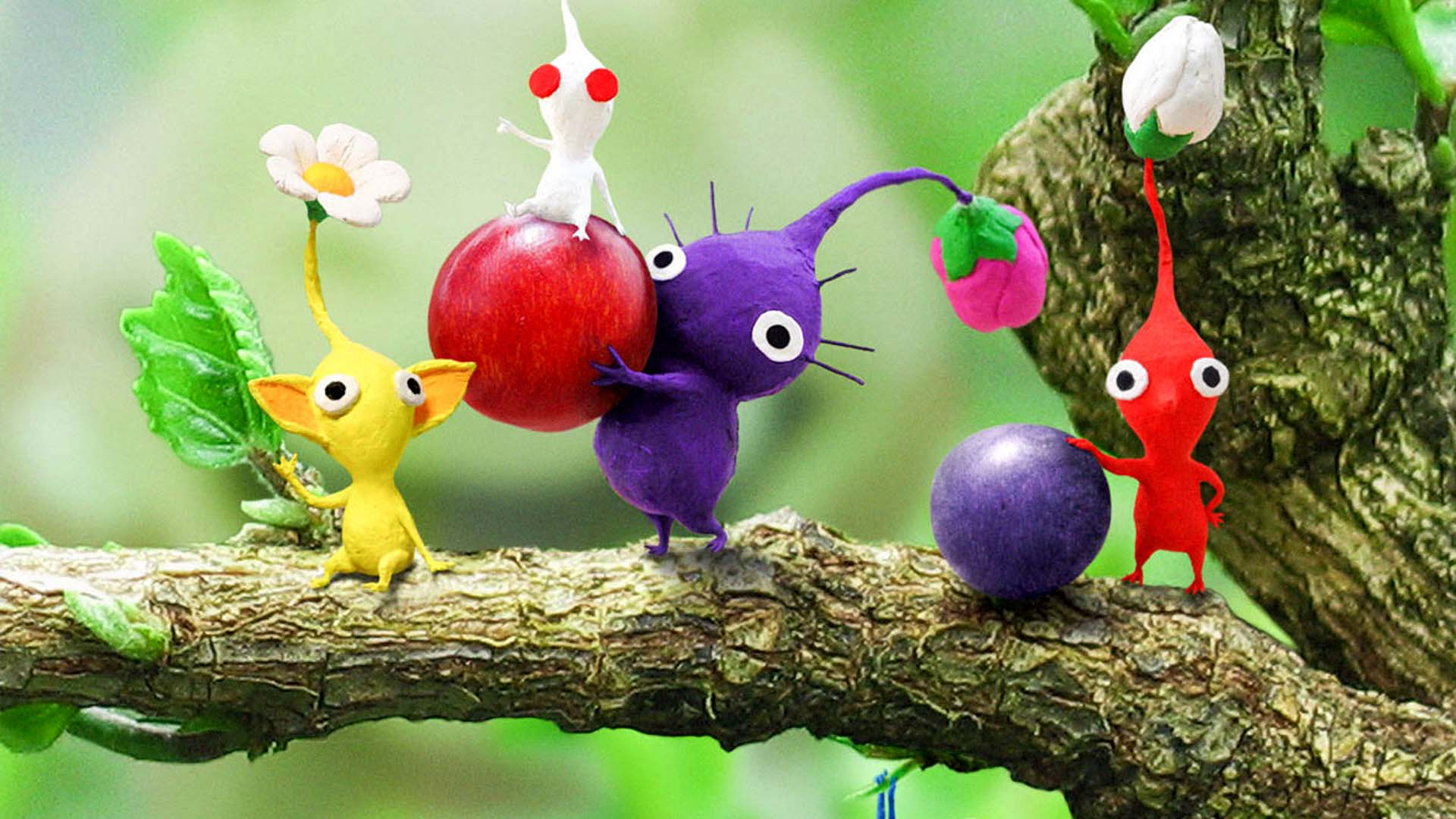 Pikmin 2 Rallies On Wii U Virtual Consoles Tomorrow