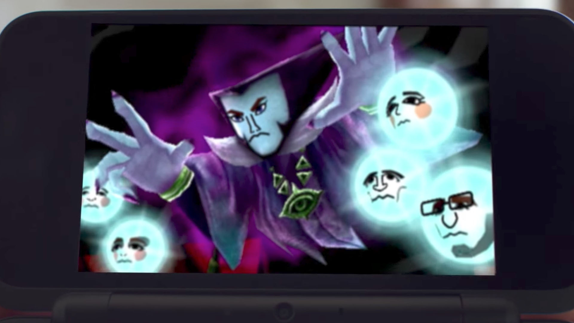 New Miitopia Commercial Shows Off The Dark Lord Nintendo