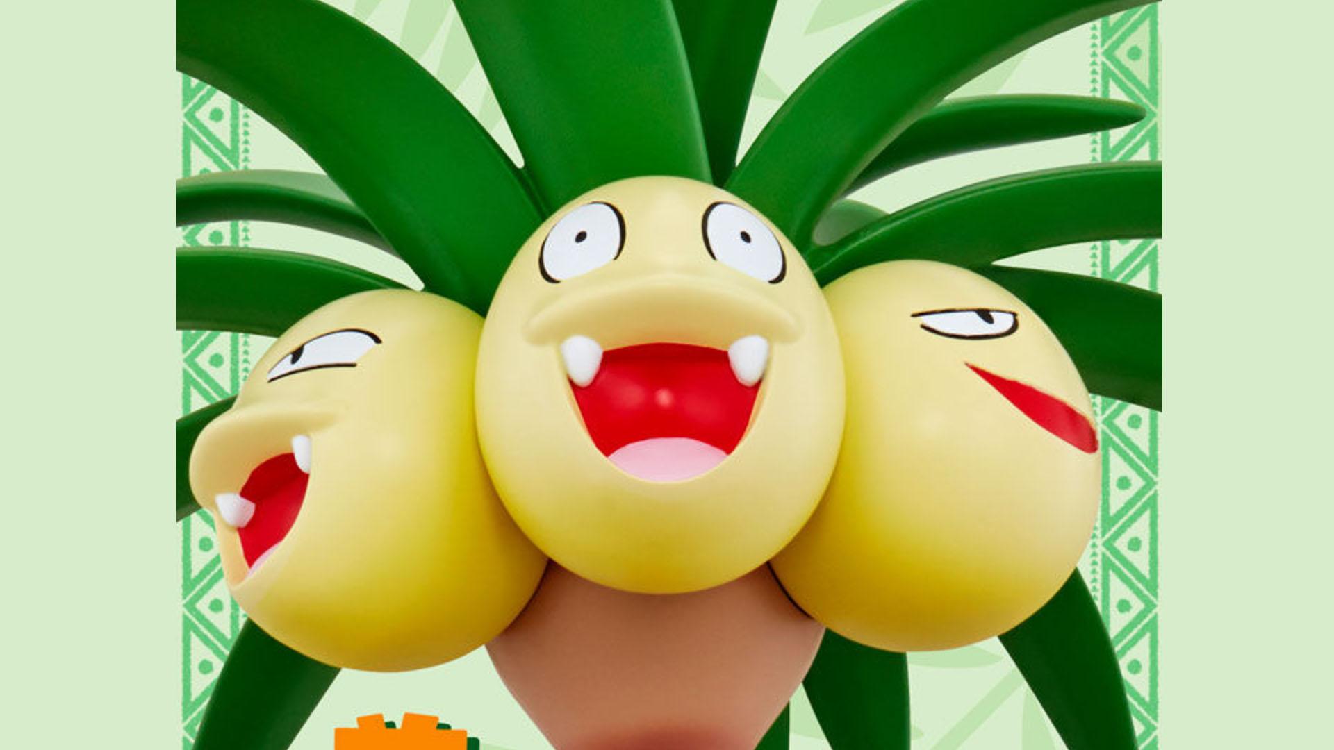 Bandai Announces Alolan Exeggutor Statue Nintendo Wire