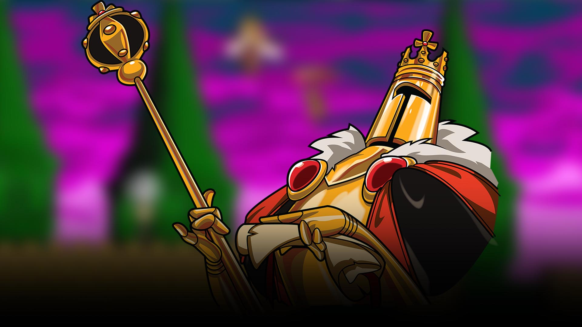King Knight Story To Make Its Grand Shovel Knight Debut At