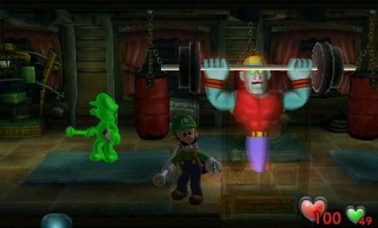 Image result for Luigi's Mansion 3DS