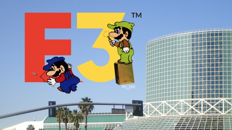 PSA: It's looking like Nintendo E3 leaks are on the way