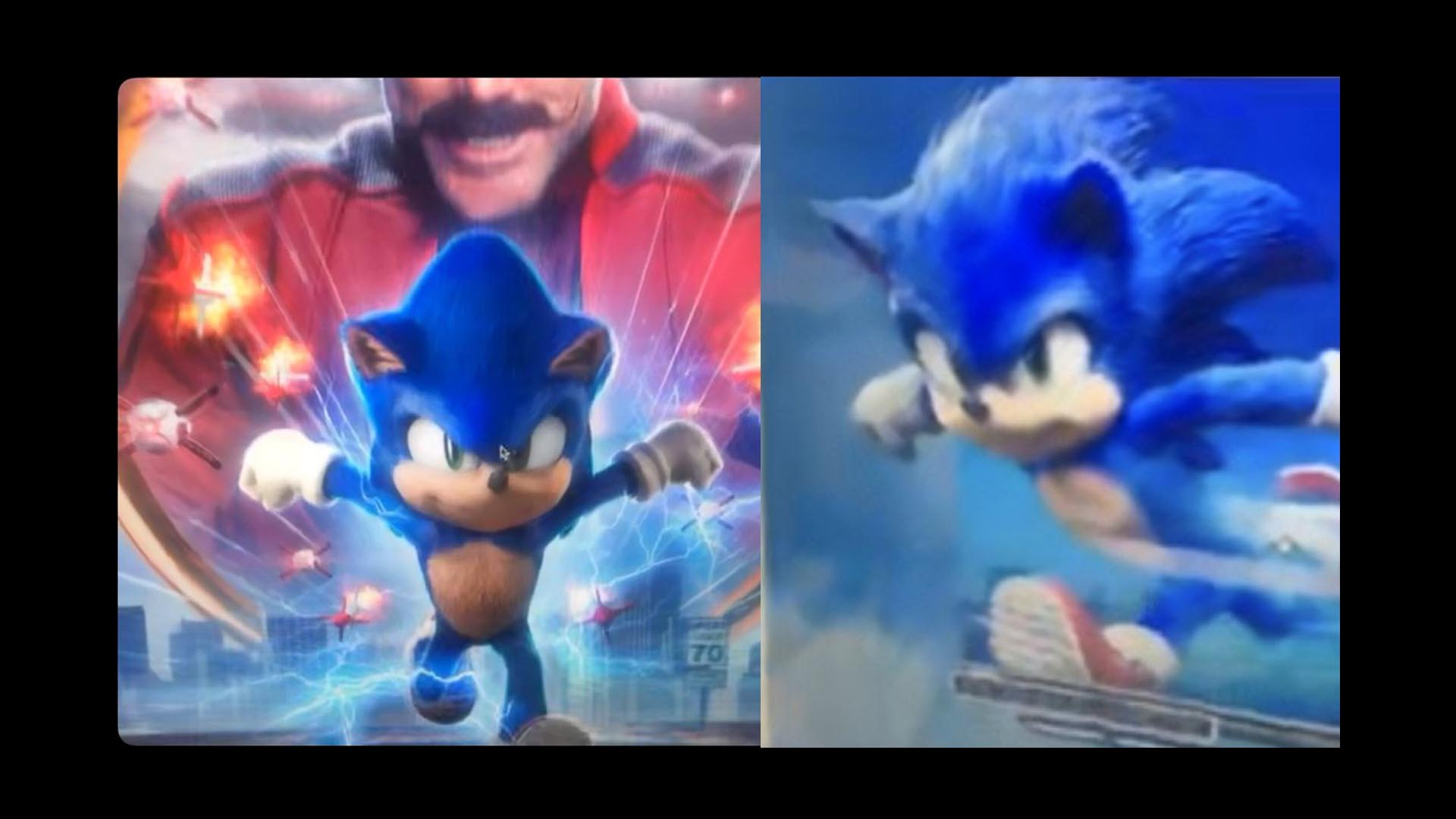 New leak may show the Sonic movie redesign | Nintendo Wire