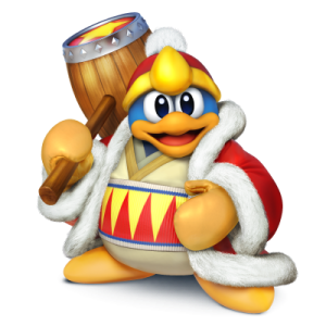 smash bros character king dedede
