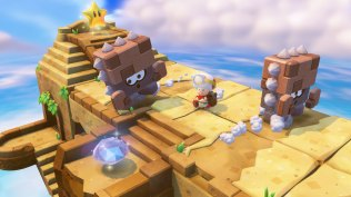 captain toad and treasure