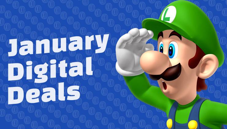 january digital deals 3ds wii u