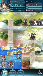 screenshot fire emblem heroes