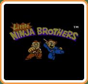 Little Ninja Brothers Wii U