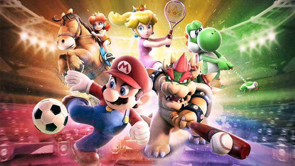 mario sports superstars 3ds banner