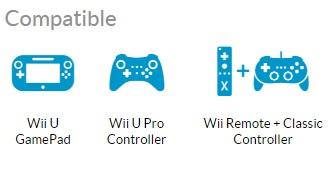Maze Break Wii U Compatible Controllers
