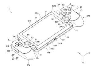 Sony PlayStation Swap Patent
