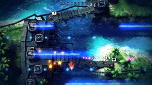 Sky Force Anniversary Screenshot Wii U