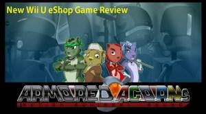 Armored ACORNS Action Squirrel Squad Wii U Review