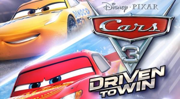 Cars 3 Driven To Win Nintendo Switch Wii U Release Date
