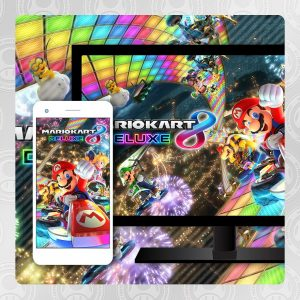 Mario Kart 8 Deluxe Wallpaper My Nintendo Reward