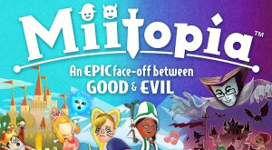 Preview for Miitopia for the Nintendo 3DS