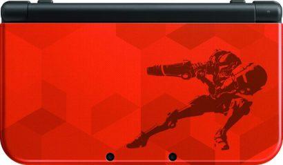 Samus Edition New Nintendo 3DS XL Preview #2