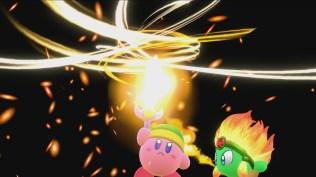 Fire Sword Kirby 2
