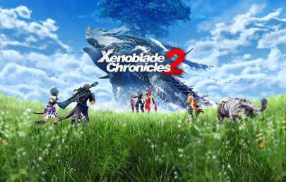 Xenoblade Chronicles Official Website Background