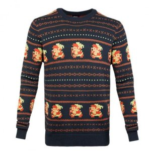 Zelda Christmas Sweater 2